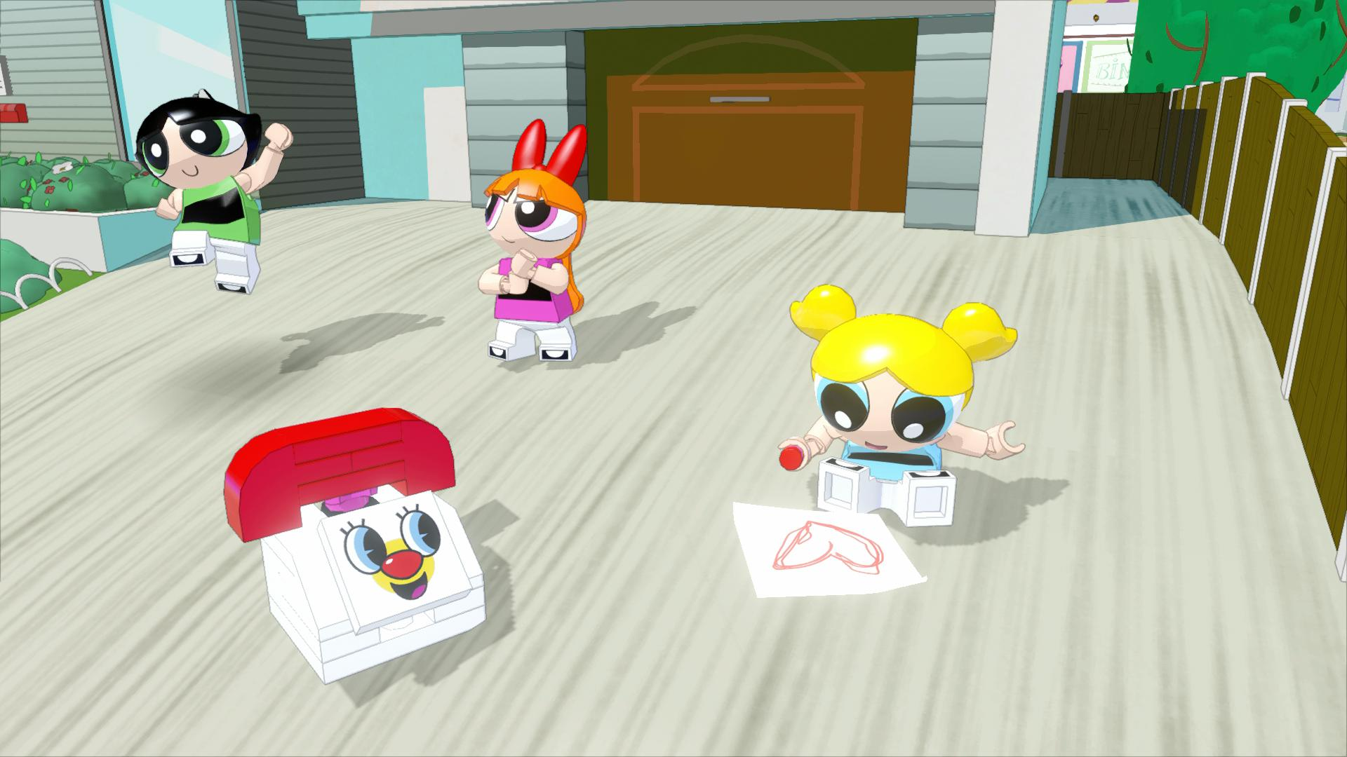 LEGO Dimensions - The Powerpuff Girls