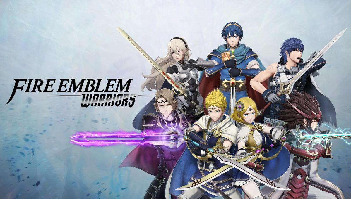 amiibo Give You Weapons and Materials in Fire Emblem Warriors