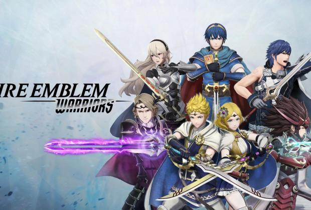 Fire Emblem Warriors amiibo Support