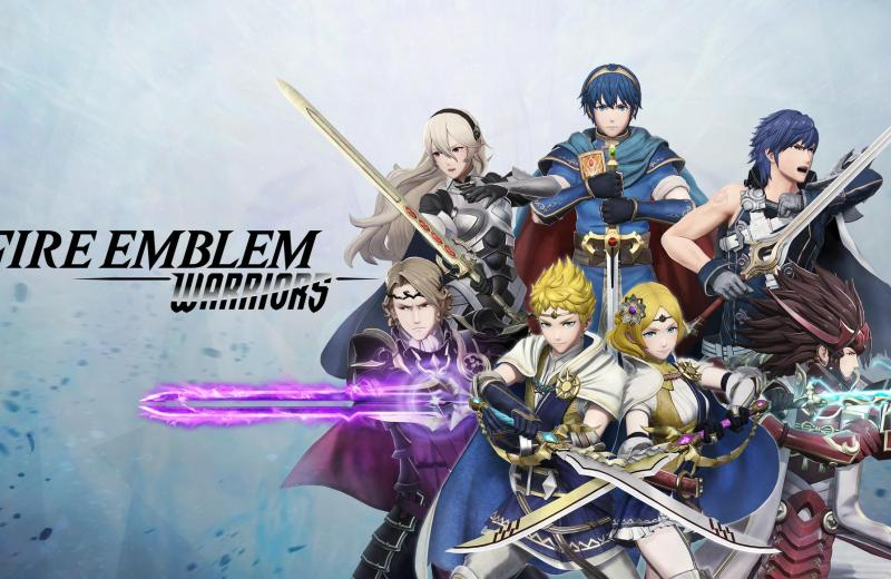 Fire Emblem Warriors amiibo Support