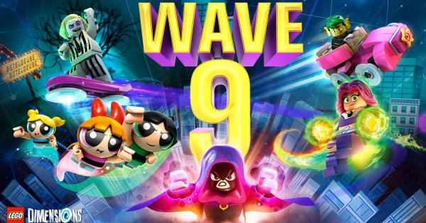 LEGO Dimensions Wave 9 Details and Screenshots