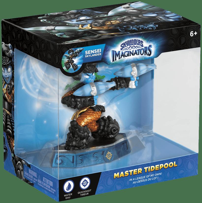 Skylanders Imaginators Wave 5 - Tidepool Boxart