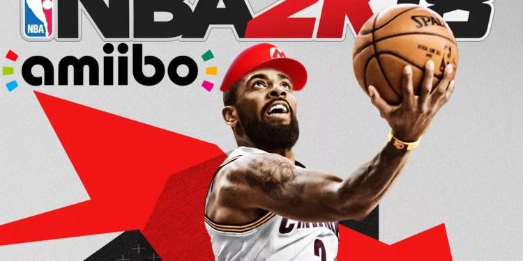 NBA 2K18 amiibo