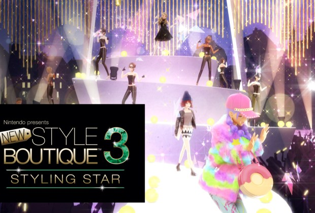 New Style Boutique 3: Styling Star for Nintendo 3DS