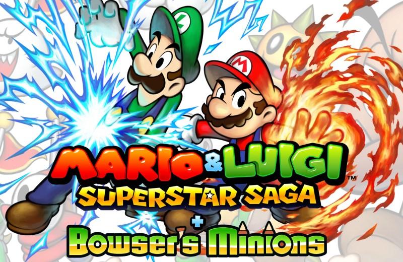 Mario & Luigi Superstar Saga + Bowser's Minions