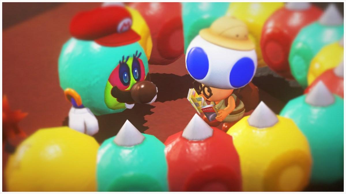 Super Mario Odyssey - Lost Kingdom