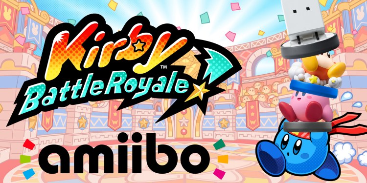 Kirby Battle Royale amiibo Guide