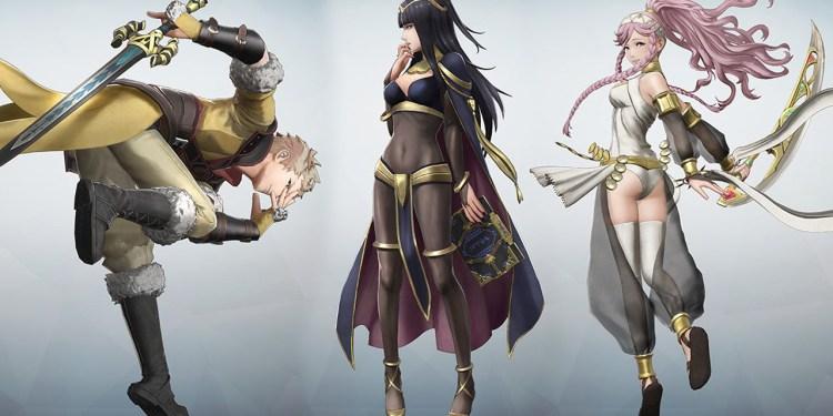 Fire Emblem Warriors – Awakening DLC Gameplay