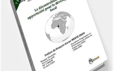 La décentralisation, une opportunité pour le développement local
