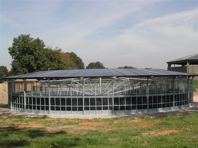 Monarch Professional Consort Plus with part polycarbonate roof