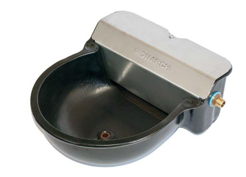 Automatic Water Drinker with Monarch Inscribed