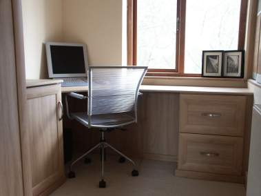 Monarch Home Office Display