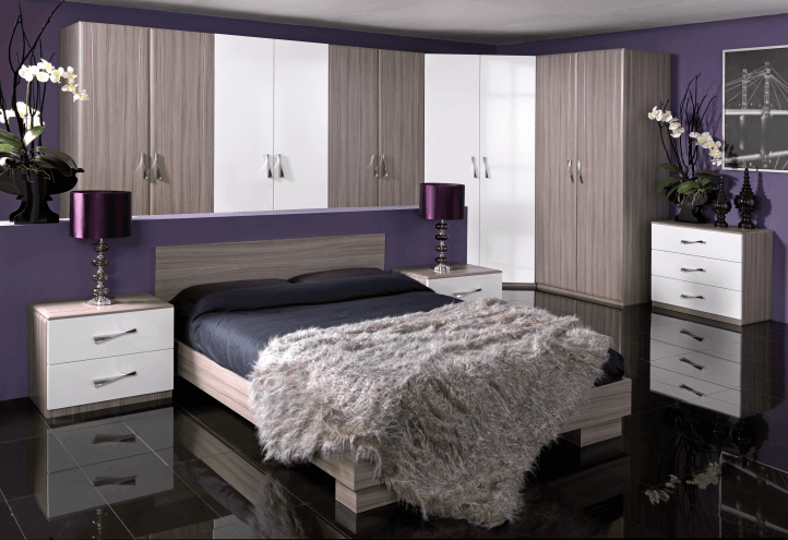 Cabin Bedroom Fitted Furniture: Bedroom Furniture Inspiration Gallery