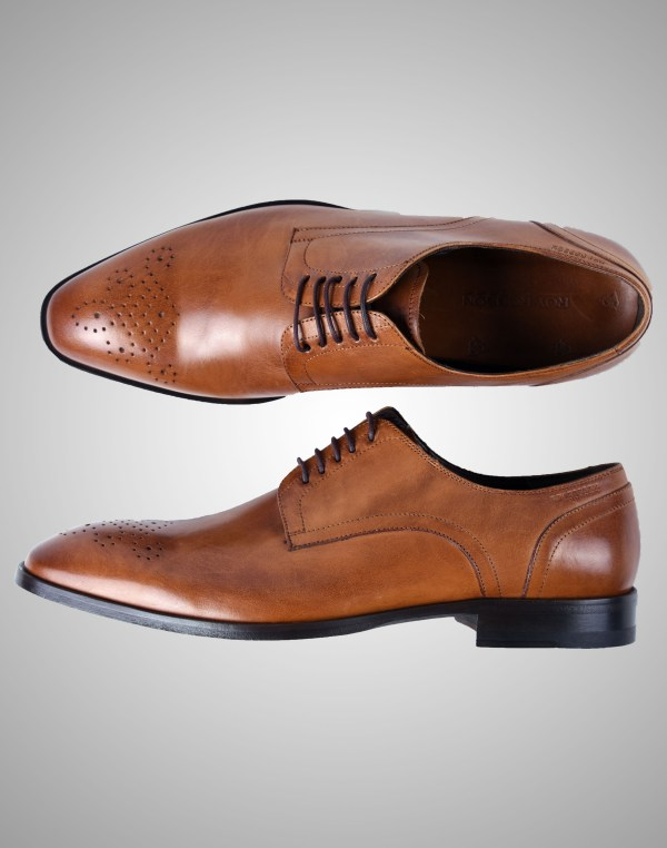Pantofi Barbati Roy Robson Maro Piele Naturala 800 Lei