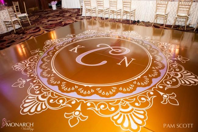 Custom-dancefloor-hotel-del-wedding-lace-linen-san-diego-wedding-planner