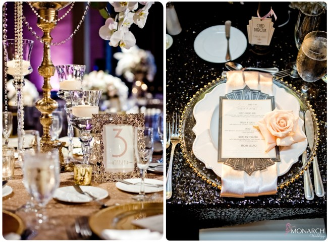 Gatsby-Prado-at-balboa-park-wedding-laser-cut-menu-gold-details