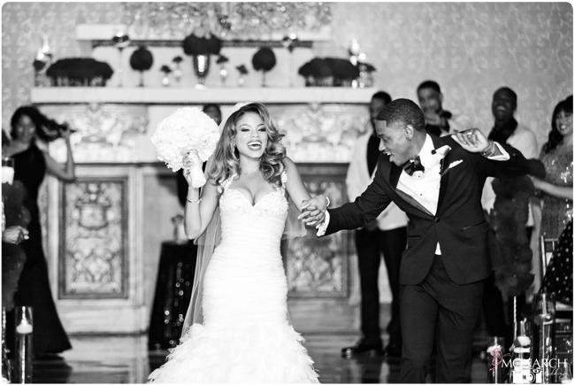 Bride-groom-recessional-us-grant-gatsby-wedding