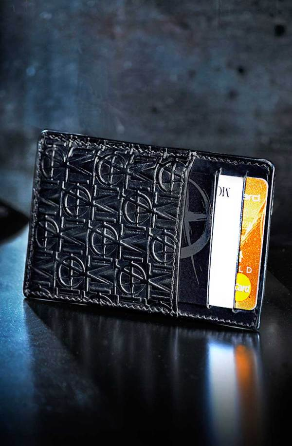 Monarchy London, Luxury Leather Goods for Stylish Gentlemen. Men's leather luxury cardholder.