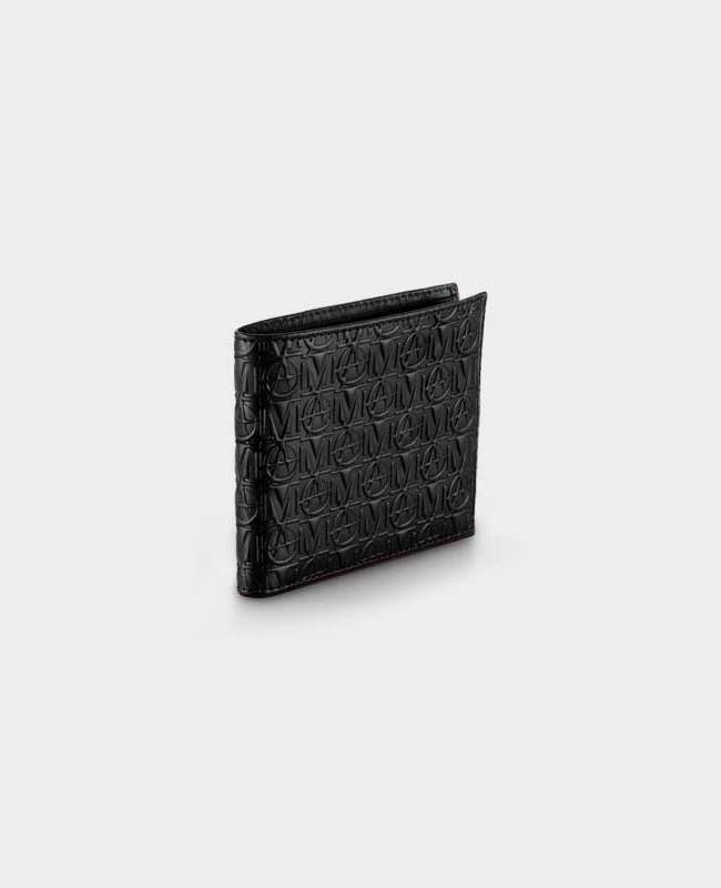 Monarchy London, Luxury Leather Goods for Stylish Men and Women. Luxury billfold black leather wallet