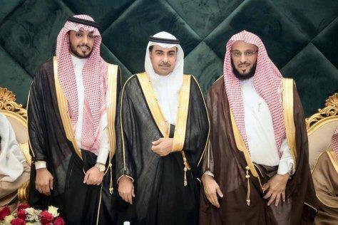 """أسرة """"آل ناله"""" تحتفل بزواج """"عادل"""" في الرياض"""