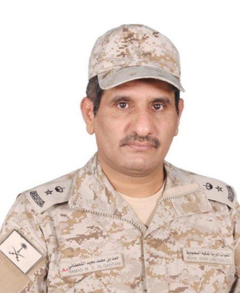 آل مسعود إلى رتبة مقدم بالقوات البرية الملكية