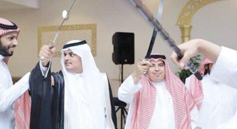 أفراح العبدلي وإخوانه بزواج متعب
