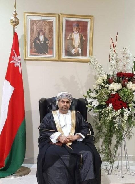 العيد الوطني الـ50 لسلطنة عمان