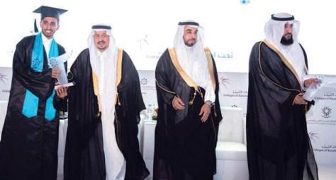 أمير الرياض يرعى حفل خريجي الطيران