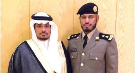 الأحمدي ملازما