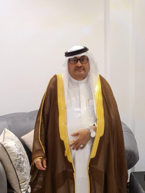 «العمري» مديراً لفرع وزارة الإعلام في المدينة المنورة لمدة عام