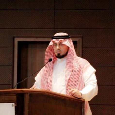 """تمديد تكليف """"الدريهم"""" رئيسًا لقسم اللغة العربية بكلية العلوم بالأفلاج"""