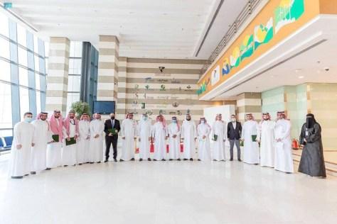 تكريم المشاركين في الالتزام الطوعي
