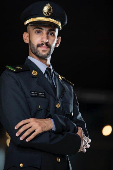 """""""السبيعي"""" يتخرج من كلية الملك خالد برتبة ملازم"""