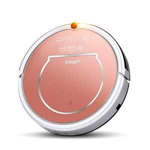 Fmart yz-q1Robot Aspirateur Balai intelligent réservoir d'eau grande poubelle de barredora aspirateur 3en 1suceur (Balai serpillère mop