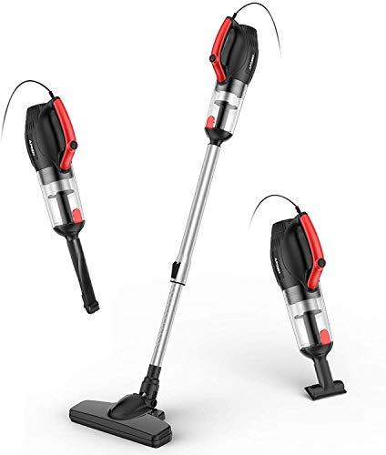 APOSEN H21-500P Aspirateur à main filaire léger avec cordon de 7 mètres et filtres HEPA pour nettoyage de sol, voiture, canapé