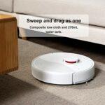 TROUVER Aspirateur Robot, Chargement Automatique, capteur d'arrêt de Chute Intelligent, Application et contrôle Alexa, idéal pour Le Nettoyage Domestique de la poussière de Poils d'animaux