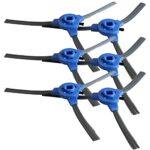 KTZAJO Home Cleaning Lot de 6 brosses latérales de rechange pour aspirateur robotique Polaris PVCR 1226