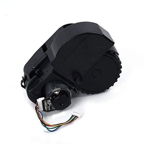 KTZAJO Moteur de roue gauche droite pour aspirateur robot Conga Excellence 990 Pièces de rechange absolues Nettoyage ménager (couleur : roue droite) (couleur : roue droite)