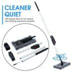 Nettoyeur robot aspirateur balai automatique rotatif électronique à pousser à la main nettoyeur automatique ménager aspirateur balai électrique