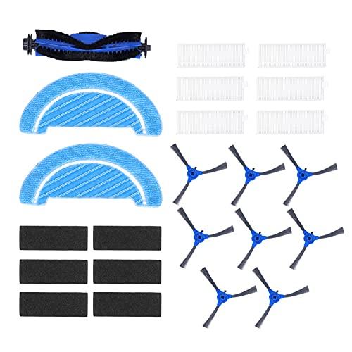 Remplacement de la brosse Roomba, kit d'accessoires pour aspirateur exquis et durable ABS pratique pour aspirateur accessoire pour aspirateur robot