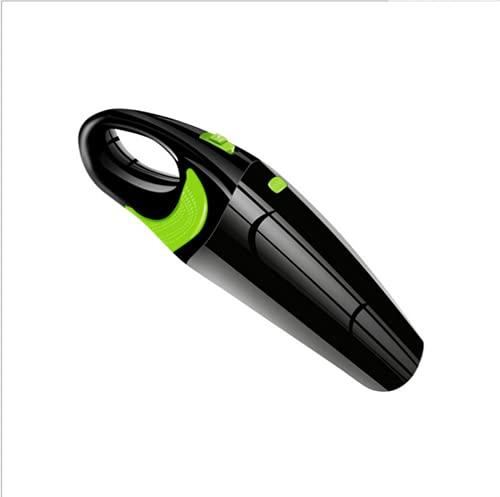 Aspirateur à Main avec aspirateur de Bureau sans Fil Rechargeable par USB, aspirateur de Voiture Silencieux et Puissant 2600mAh, adapté aux Poils d'animaux, au Bureau, à la Voiture,Wired
