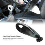 Aspirateur à main, principe d'amortissement mécanique Aspirateur Aspirateur portable sans fil pour la maison pour la voiture