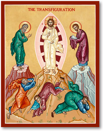 Great Feast Icons Transfiguration Icon Monastery Icons