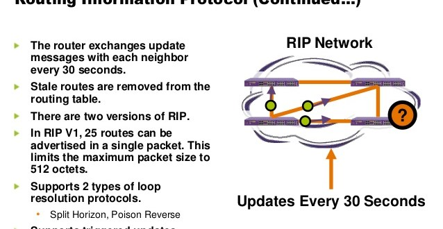 rip-routing-information-protocol-extreme-networks