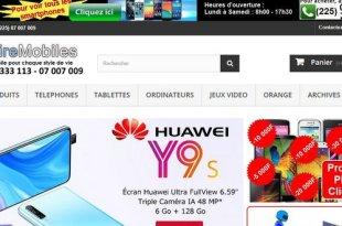 Ivoiremobiles-votre-site-e-commerce-spécialisé-dans-la-vente-de-téléphone-mobile