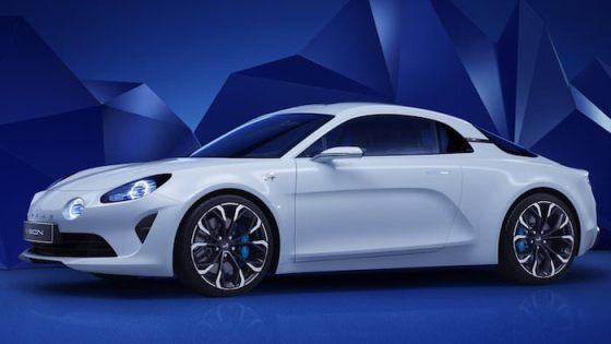 Alpine Vision Concept officiel