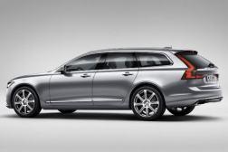 Volvo V90 officielle