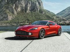 Aston Martin Vanquish Zagato 2017