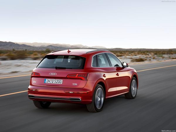 Audi Q5 2017 : Toutes les photos officielles ici