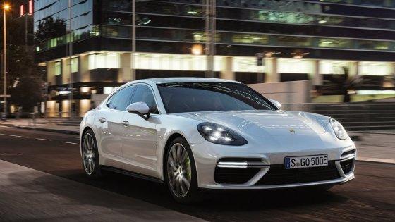Porsche Panamera Turbo S E-Hybrid